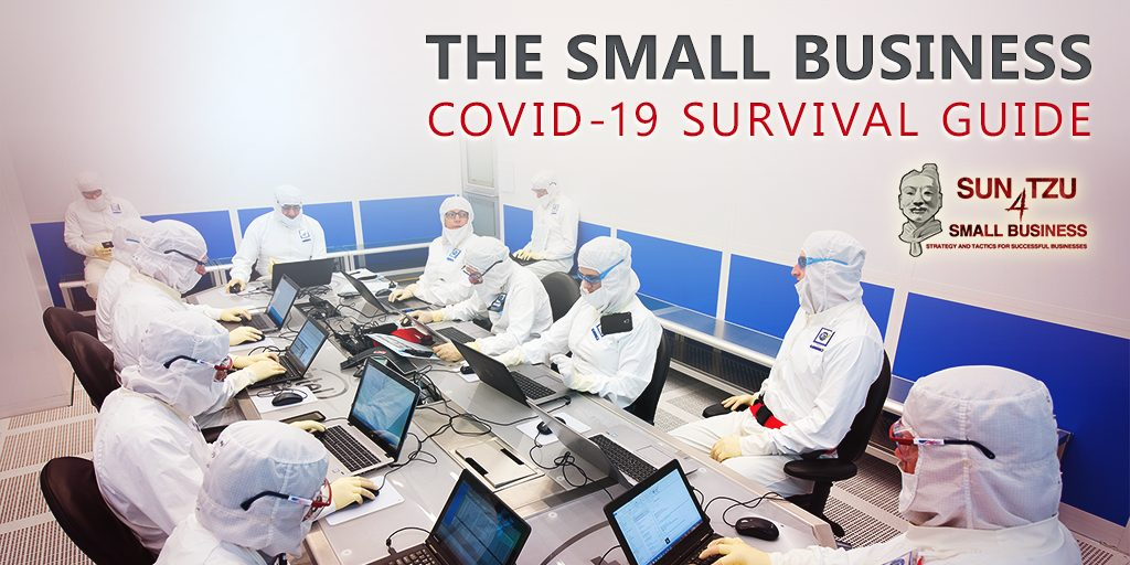 The Small Business Covid-19 Survival Guide